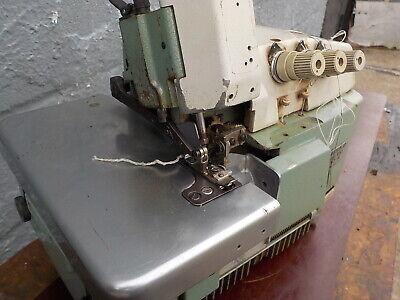 Industrial Sewing Machine Pegausaswilcox -sergeroverlock