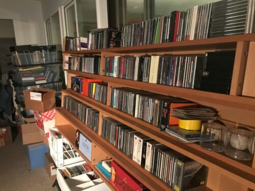 CD Collection Pop Rock Classic Rock, 80
