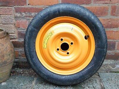 MICHELIN Car Tyre Orange Wheel Garden Planter Orange Automobilia Garden Art 🌻🌹