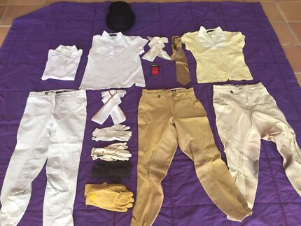 Dressage/show horse competition riding wear Pikeuer Musto Anky