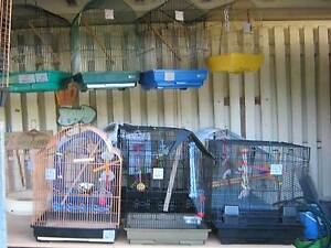 BIRD CAGES / AVIARY with ALL NEW ACCESSORIES - from $ 20 Holland Park Brisbane South West Preview