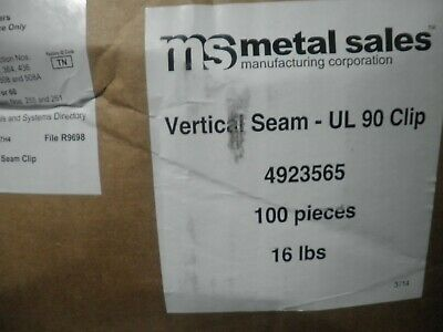 Metal Roof Ul90 Roof Clips Standing Seam