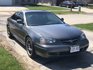 2003 Acura CL-S - 6 speed manual