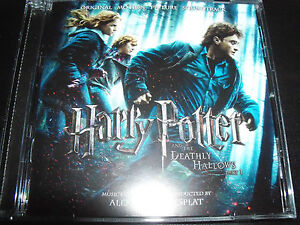 Harry-Potter-The-Deathly-Hallows-Part-1-Original-Soundtrack-CD-NEW