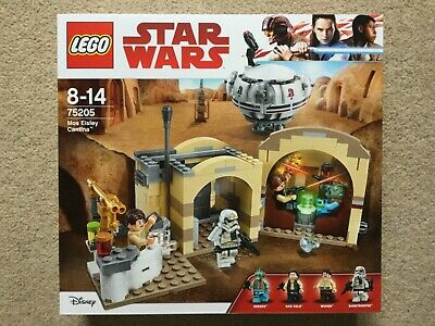 LEGO Star Wars 75205 Mos Eisley Cantina NEW and sealed, sent in sturdy box