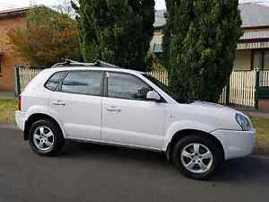 2008 hyundai tucson Ascot Vale Moonee Valley Preview