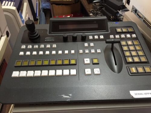 Broadcast Pix 1000 Panel Switcher