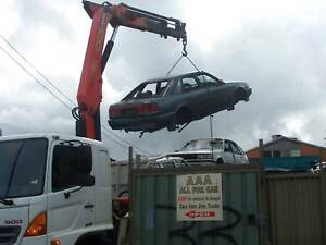 Wanted: cash for unwanted cars