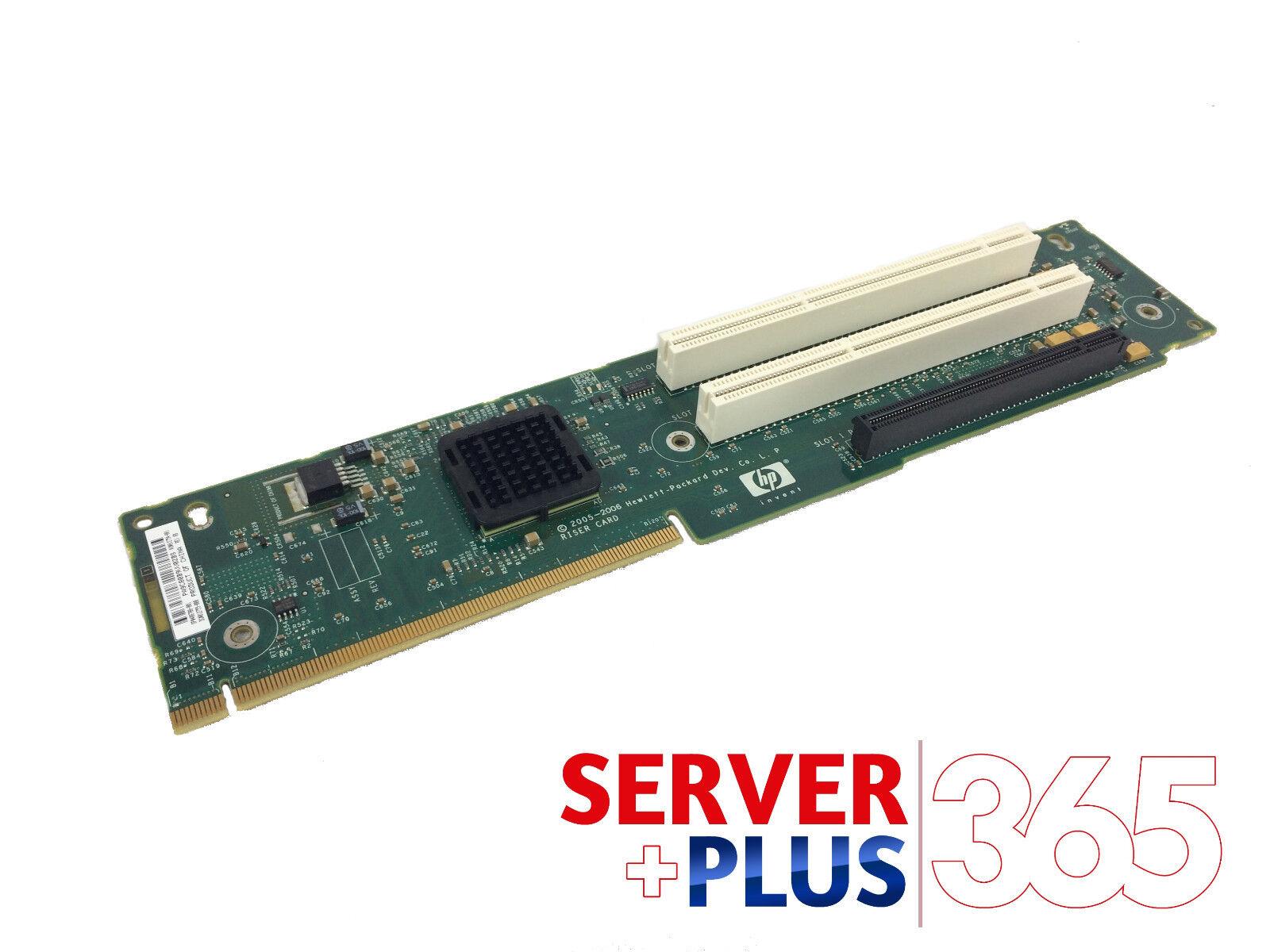 10 AVAILABLE New HP PCI-X//PCI-E NHP Riser Card DL380 DL380G5 P//N 410570-B21