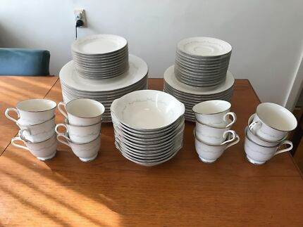Vintage noritake china dinnerware gumtree australia banyule noritake contemporary 72pc dinner set fine china fandeluxe Images