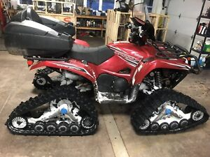Tracks for a Yamaha or artic cat