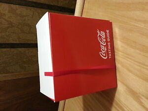 Limited edition Coca Cola tasting guide kit Peterborough Peterborough Area image 1
