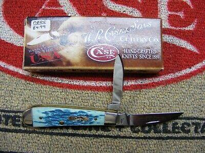 CASE XX /TONY BOSE sway back gent pocket knife un used