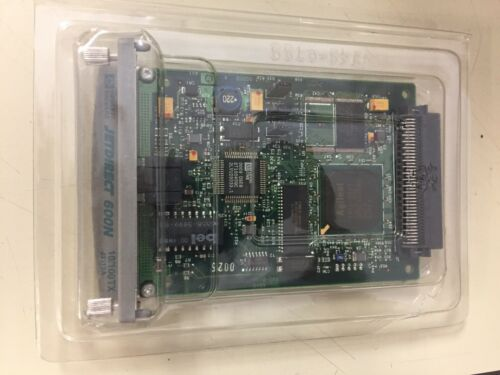 HP JetDirect 600N 10/100TX PRINTER NETWORK CARD J3113A EIO Print Server