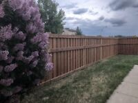 Fence supply and install