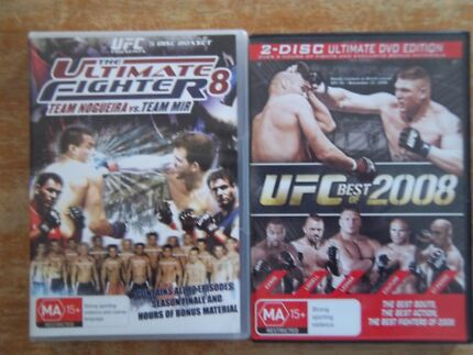 2 x UFC Rated MA15+ Blackmans Bay Kingborough Area Preview