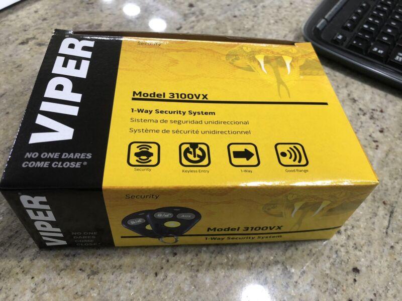 Viper 3100VX Alarm
