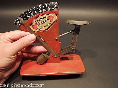 Vintage Antique Style, Cyclone Egg Scale Chicken Farm Country Farmhouse  ()