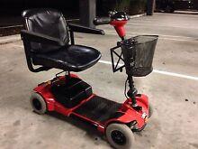 Portable Mobility Scooter Pride Go Go Bentleigh East Glen Eira Area Preview