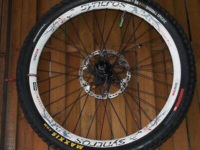 """Kreis Fahrrad MTB Mavic X 221 32 Vintage Felgen Rims Mountain Bike 26 /"""" 559x17"""