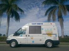 SOFT SERVE ICE CREAM VAN Margate Redcliffe Area Preview