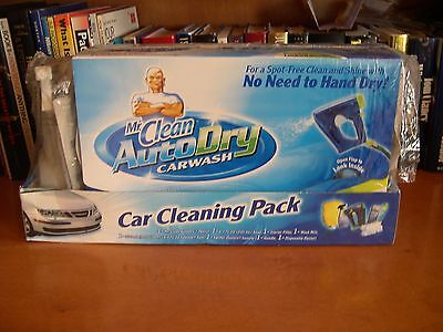 Mr Clean AutoDry Spot Free Car Wash Filter
