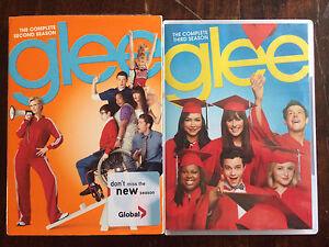 Glee seasons 2&3