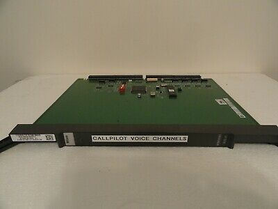Nortel Mgate Ntrb18cae5 Card Rlse 01 For Callpilot Voice Channels