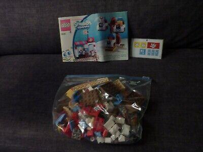 LEGO Spongebob Squarepants Glove World (3816) COMPLETE 169pc 4 Minifigures