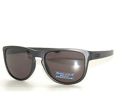 Sale Oakley  Sliver  R 9342-08 Steel Daily Prizm  (Oakley Sunglasses Sale)