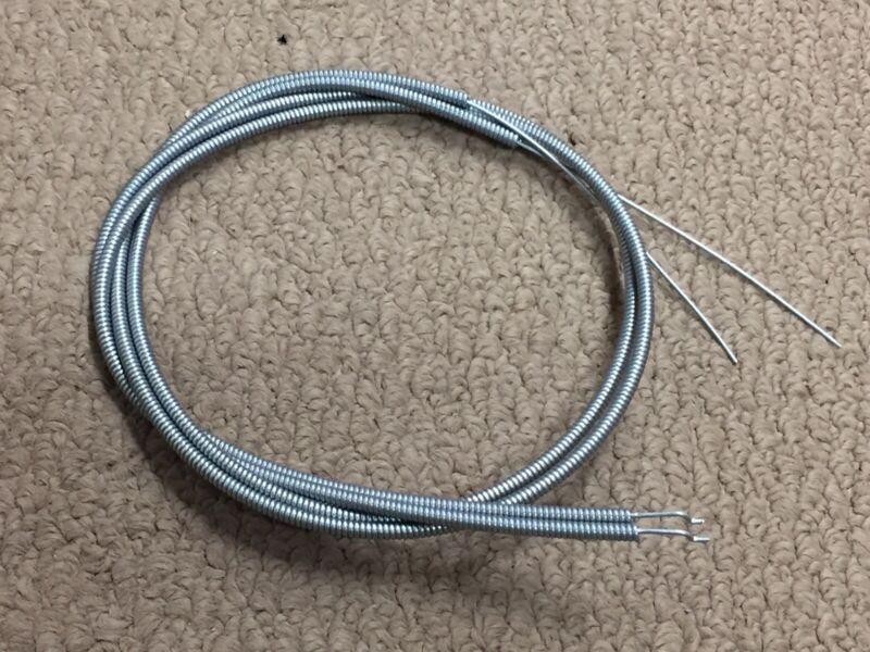 1 Pair Whizzer Twist Grip Cables New