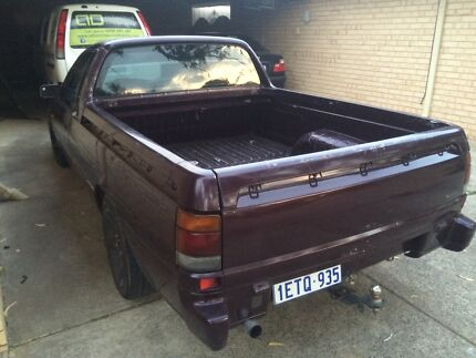 1998 manual vs ute with l67 supercharged  Halls Head Mandurah Area Preview