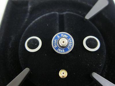 Bruel Kjaer Deltatron Line Drive 2646 For Use With Bk 4378 Accelerometer