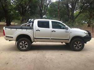 SWAP Hilux Wellbody for Tray Margaret River Margaret River Area Preview
