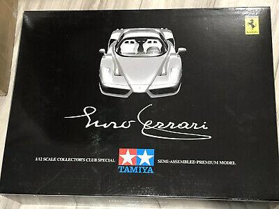 Tamiya 1/12 Scale Collectors Club Enzo Ferrari TAM23209