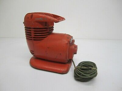 Vtg Devilbiss P-ncd-501 Portable Air Compressor W General Electric Ge Motor