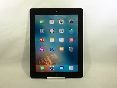 Apple iPad 4th Generation 32GB Black Unlocked Good Condition