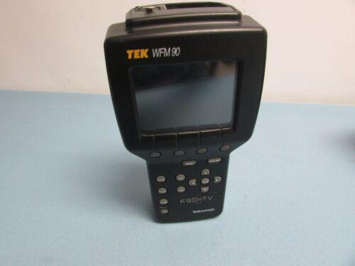 Tektronix WFM 90 w/Canvas Carry Case  (37B)