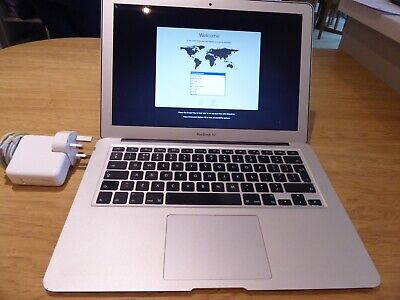 "Apple MacBook Air A1466 13.3"" Laptop - MJVE2B/A (Mid 2012, Silver)"