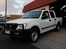 2005 Holden Rodeo Ute, RA RODEO. 3.0L INTERCOOLED TURBO DIESEL Caldermeade Cardinia Area Preview