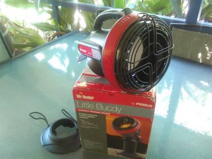 "Brand new PRIMUS ""Little Buddy"" portable heater Machans Beach Cairns City Preview"