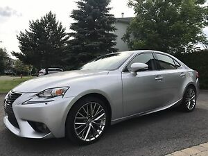 Lexus IS250 AWD 2014 Groupe Luxe - Navigation