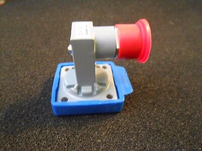 Wr62 To N Adapter Transition Penn Engineering 1.5 Inches Tall Pn 1238-1a-cb