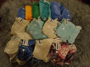 Baby Beehinds Magic Alls AIO MCN Nappies x13 Greenwood Joondalup Area Preview