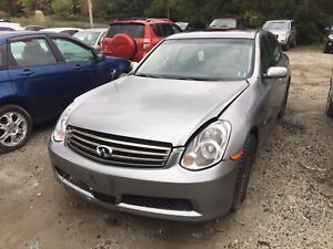 2006 Infinity G35X, for Parts