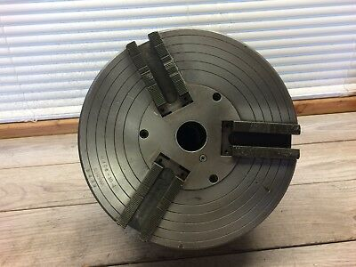Kitagawa Hjd6 10 - 1 Power Chuck 10 3 Jaw W D 1 6 Mount