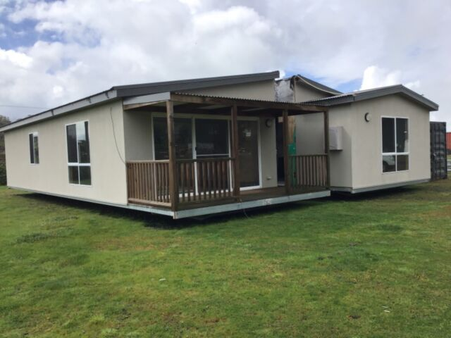Relocatable Three Bedroom New House Property For Sale