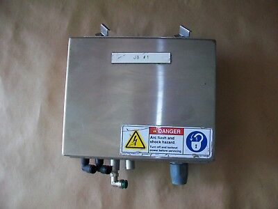 Hoffman Stainless Steel Enclosure A1008chnfss