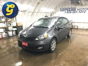 2013 Kia Rio LX*BLUETOOTH*TRACTION CONTROL*A/C*CRUISE*HEATED SE Kitchener / Waterloo Kitchener Area image 1
