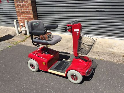 Shoprider Mobility Scooter VGC **Free Local Delivery**